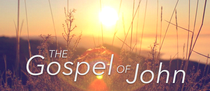 Current Sermon Series: The Gospel of John